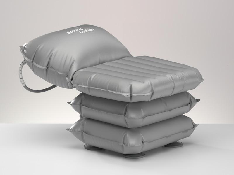 Mangar Health Inflatable Bath Cushion