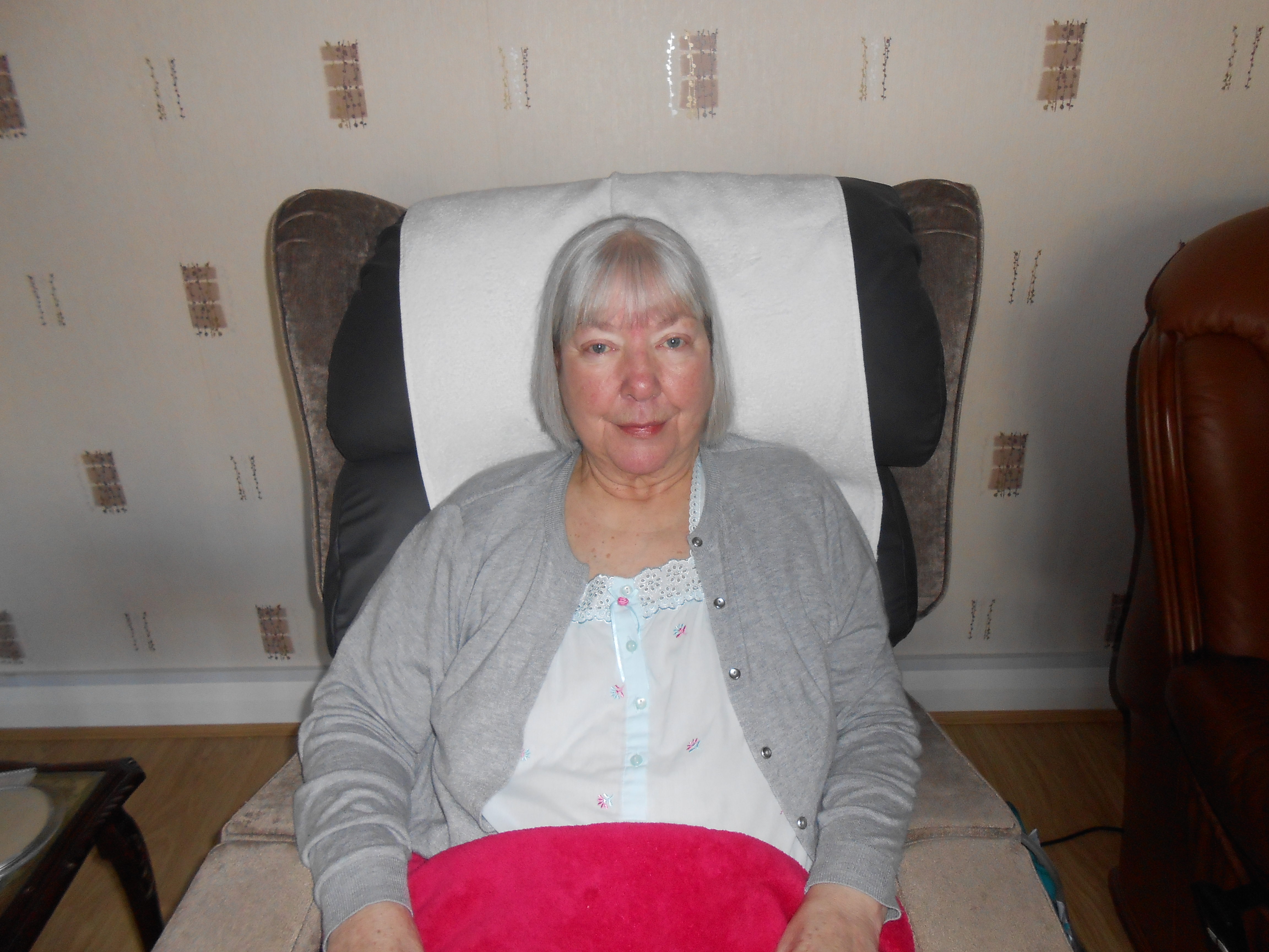 Ekamove Patient Turning System Gives Patricia A Good Night's Sleep